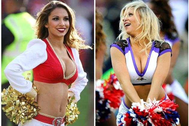 Meet the Cheerleaders of Super Bowl XLVII