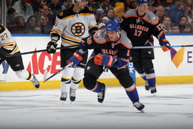 Bruins and Islanders: Crucial Players for Each Team in Friday Night Faceoff