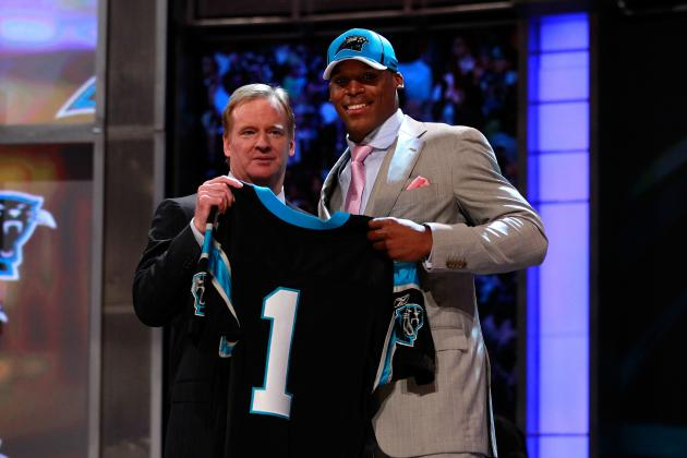 Carolina Panthers Excel with Previous 10 First-Round Draft Picks