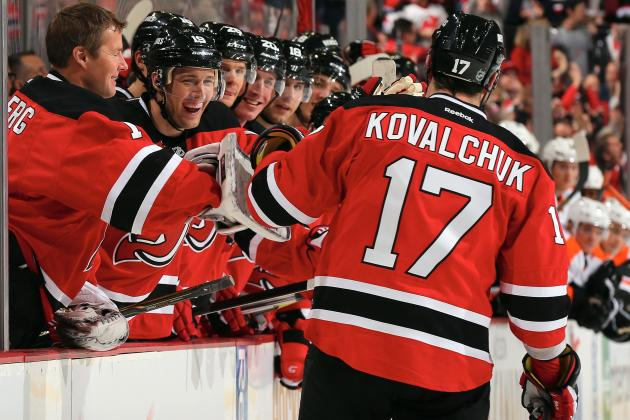 New Jersey Devils: 5-Step Plan to Avoid a Slow Start to 2013 Season