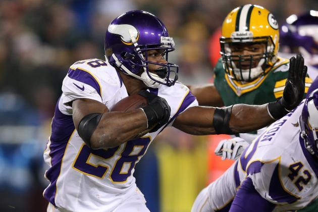 2012-13 NFL MVP: Adrian Peterson or Peyton Manning?