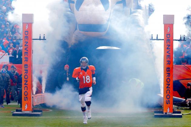 Highlighting Some Memorable Peyton Manning Moments of the 2012 Season