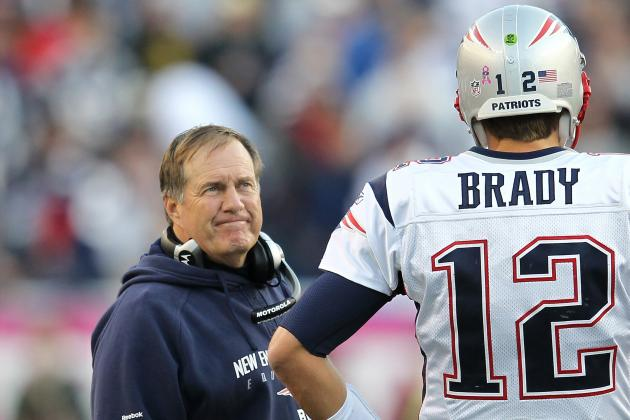 5 Reasons the Patriots Will Win the Super Bowl Next Year