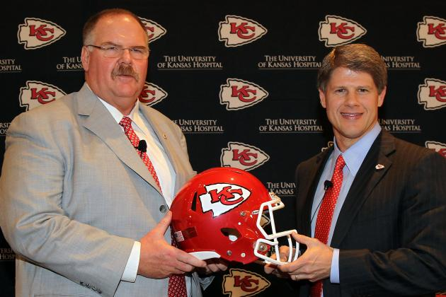 Kansas City Chiefs 2013 NFL Draft Wish List