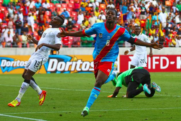 2013 African Cup of Nations: 5 Best Goals from the First Set of Matches