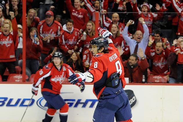 Predicting Stats for the Washington Capitals Top 10 Players in 2013 Season