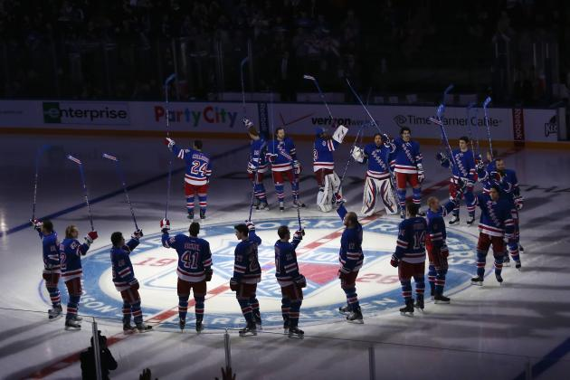 NY Rangers:  5 Steps to the Eastern Conference Championship