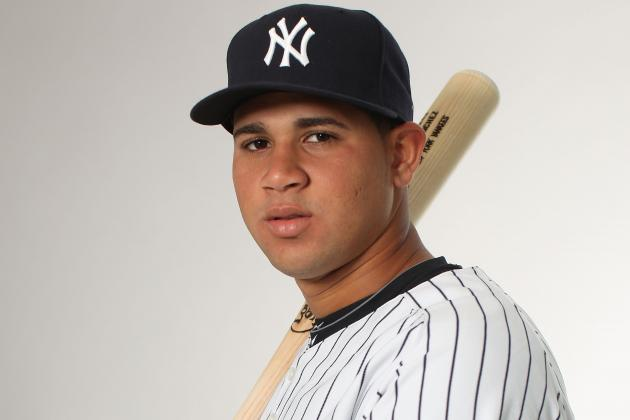 New York Yankees' Best Prospect at Every Position