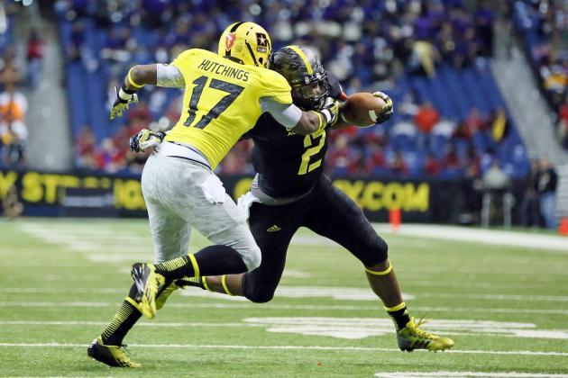 SEC Football: 12 2013 Recruits Bound for Stardom