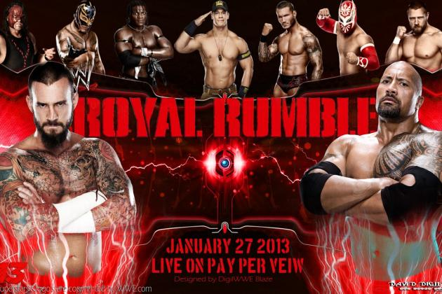 WWE Royal Rumble 2013: Predicting Winners for Each Match