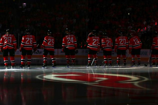 Five Burning Questions Surrounding the New Jersey Devils Early in 2013