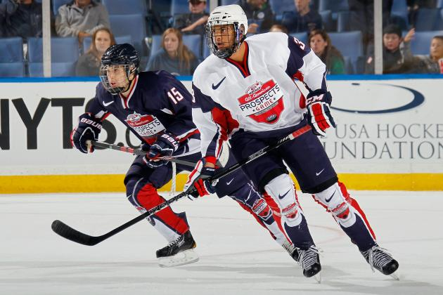 Power Ranking the Top 20 Prospects Eligible for the 2013 NHL Draft