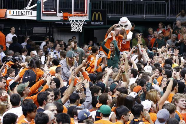 NCAA Bracket Predictions 2013: Projecting the March Madness Field at Week 12