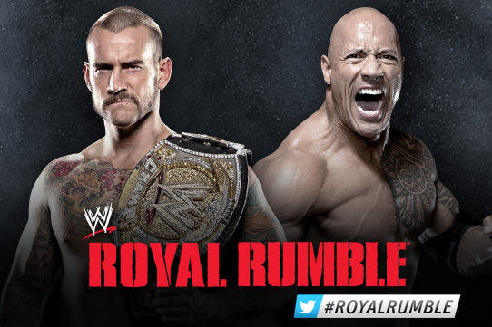 WWE Royal Rumble 2013: Full Card Simulation