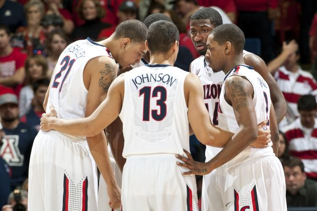 Arizona Basketball: Five Steps to a No. 1 Seed in March