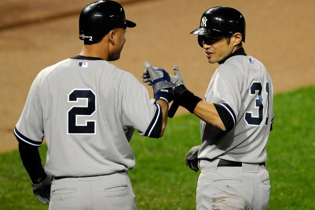 How the New York Yankees' 2013 Offense Compares to the Other AL East Squads