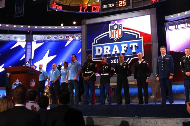 Rating the Strength of Every Position in the 2013 NFL Draft