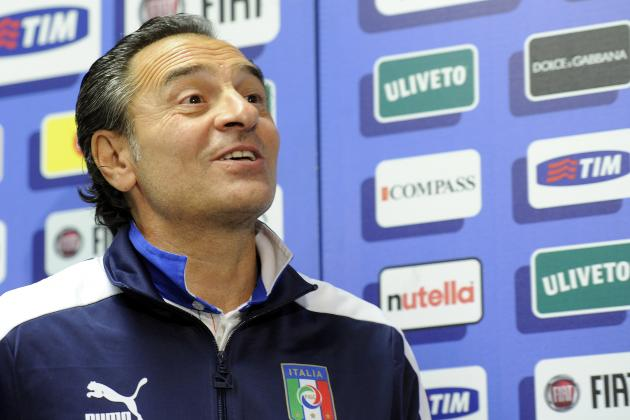Italian National Team: What to Expect from the Azzurri in 2013