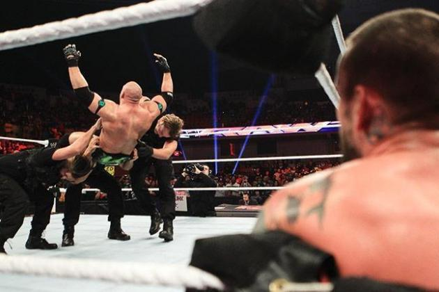 WWE Royal Rumble 2013: 5 Candidates Most Likely to Interfere in WWE Title Match
