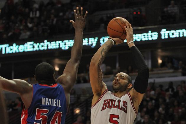 Detroit Pistons vs. Chicago Bulls: Postgame Grades and Analysis for Chicago