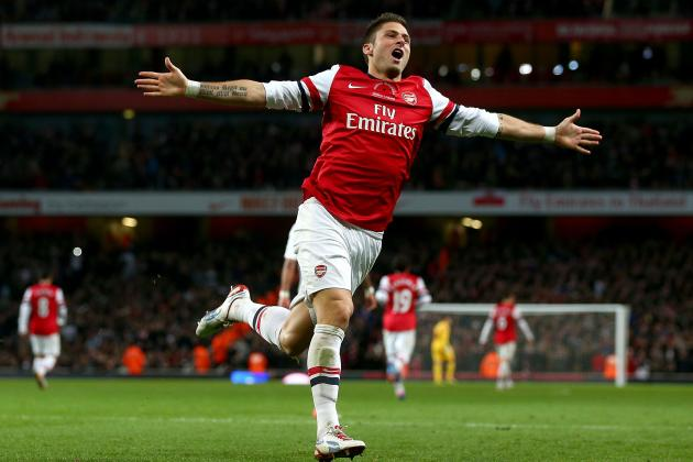Arsenal Destroys West Ham 5-1: 5 Impressions to Take Away