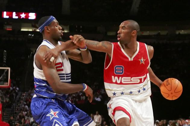 NBA All-Star Game 2013: Picking the Reserves for LeBron, Kobe & Co. in Houston