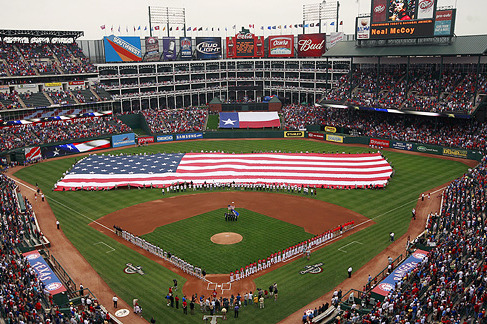 Top 10 All-Time Moments at Rangers Ballpark in Arlington