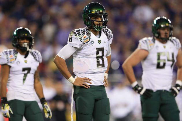 Oregon Football: 5 Storylines That Will Decide the Fate of the Ducks in 2013