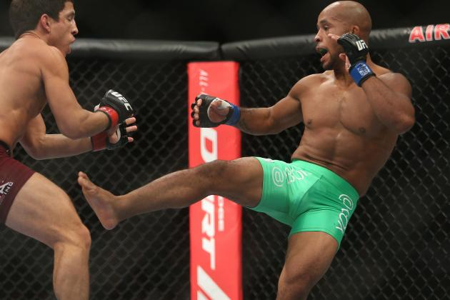 UFC on Fox: Favorites to Win the Fight-Night Bonuses