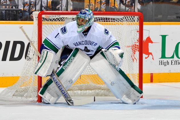 NHL Trade Rumors: Predicting 3 Blockbuster Roberto Luongo Trades