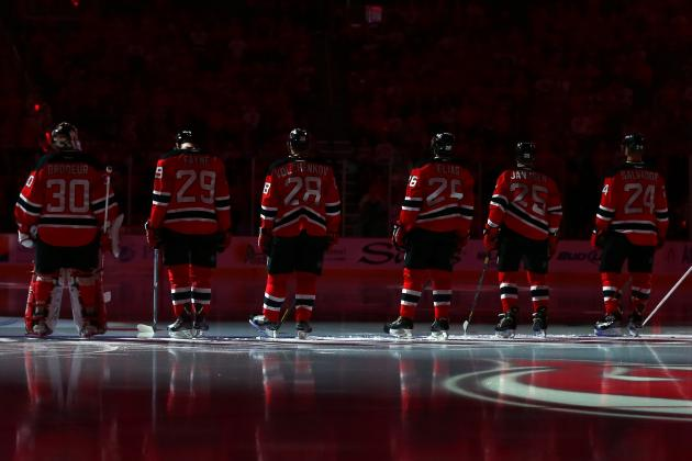 5 Devils That Need to Improve in 2013