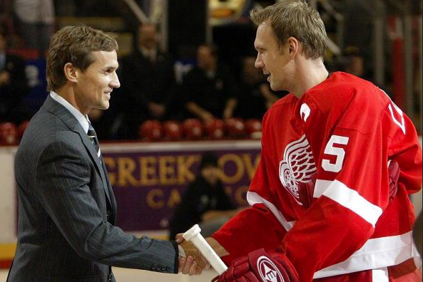 The 25 Classiest Players in NHL History