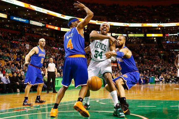 New York Knicks vs. Boston Celtics: Postgame Grades and Analysis