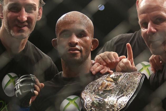Handicapping the Odds for Every Main-Card Fight at UFC on Fox 6
