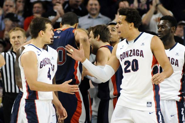 College Basketball Picks: BYU Cougars vs. Gonzaga Bulldogs