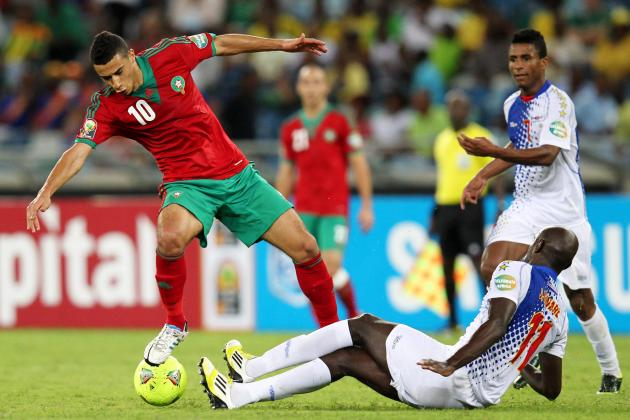 Five AFCON Players Who Could Move in Transfer Window