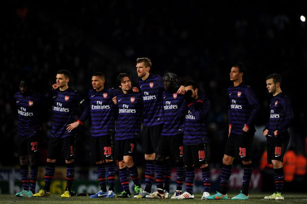Brighton & Hove Albion vs. Arsenal: 5 Ways for the Gunners to Avoid a Shock