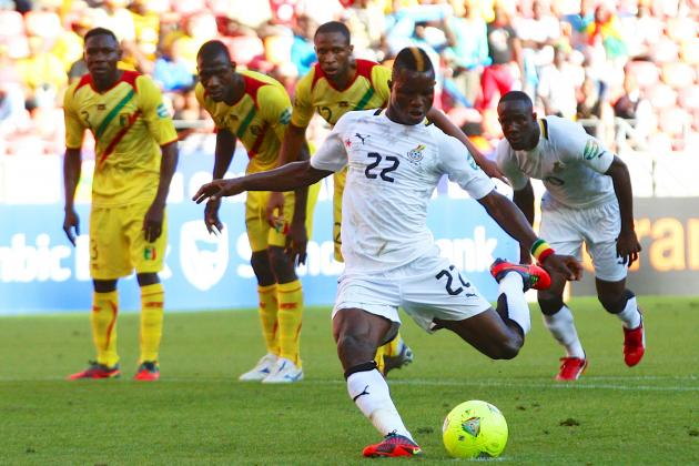 Ghana vs. Mali: 5 Things We Learned from the African Cup of Nations Clash
