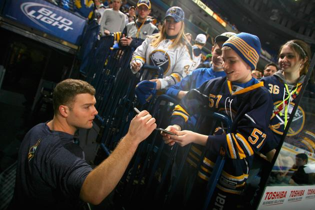 Buffalo Sabres: Predictions for the Sabres' Top 10 Players for 2013