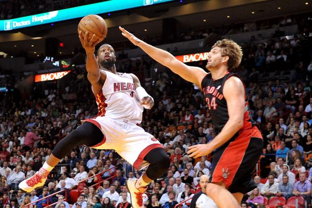 5 Signs Dwyane Wade Is Rounding into Superstar Form
