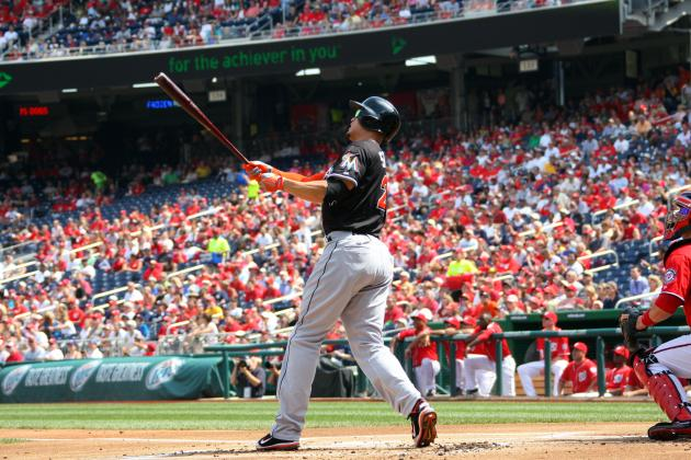 MLB Prospects Who Could Be the Next Giancarlo Stanton