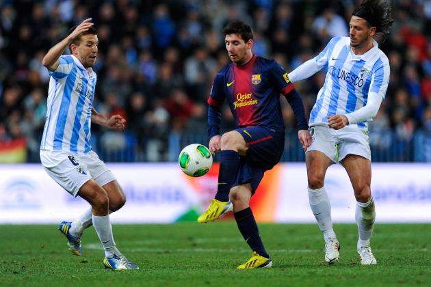 Malaga vs. Barcelona: A Cup Tie Fit for a King