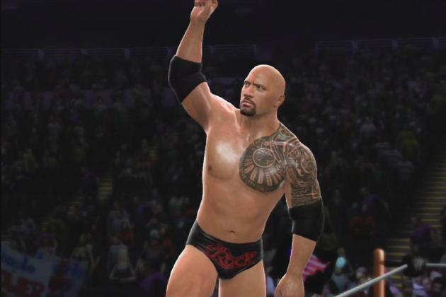 WWE Royal Rumble 2013: Simulating Every Confirmed Match with WWE 13