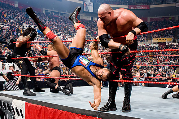 The Worst Royal Rumble Competitors Ever