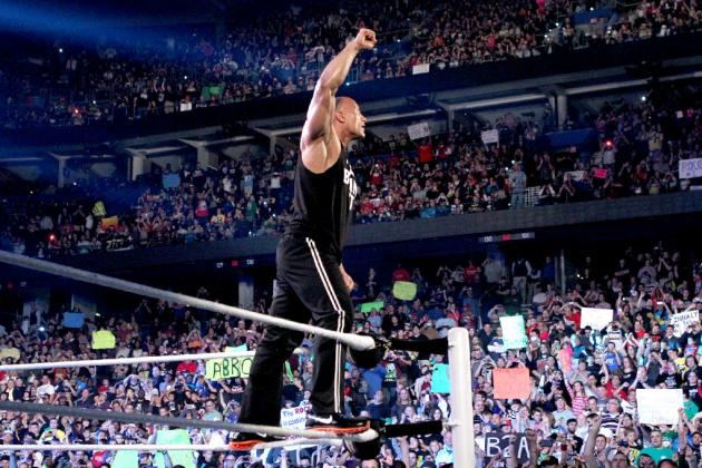 10 Reasons Why The Rock Will Deliver at WWE Royal Rumble 2013