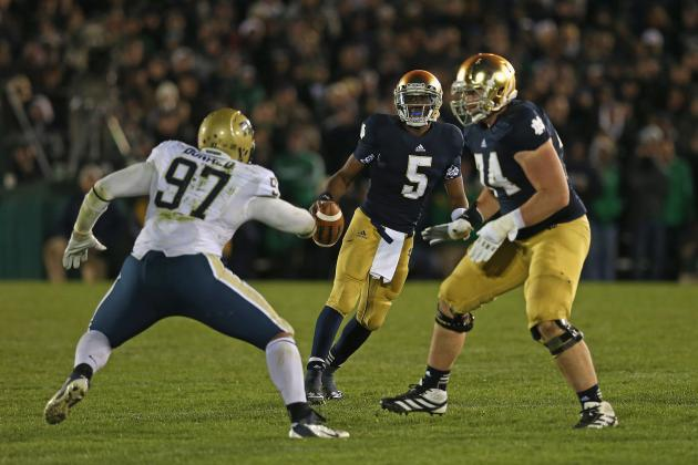 Notre Dame Football: Irish's Top 5 Trap Games of 2013