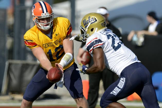 Power Ranking the Top 25 Players at the 2013 Senior Bowl