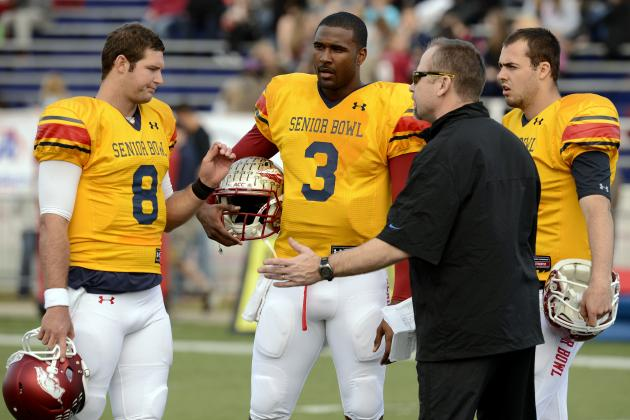 Kansas City Chiefs Scouting Guide for the 2013 Senior Bowl