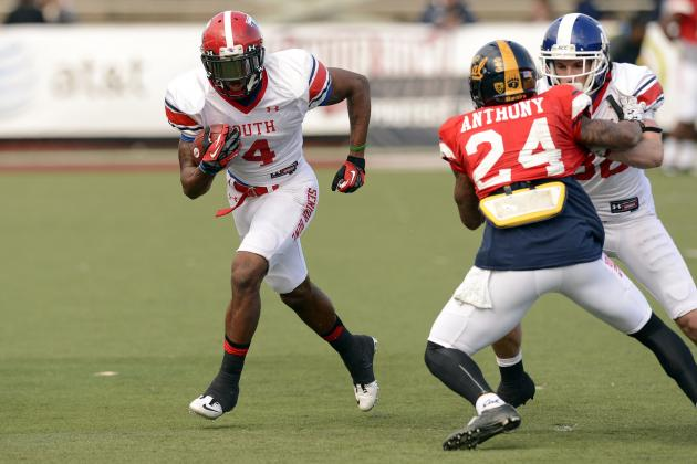 The 10 Hottest Prospects in the 2013 Senior Bowl