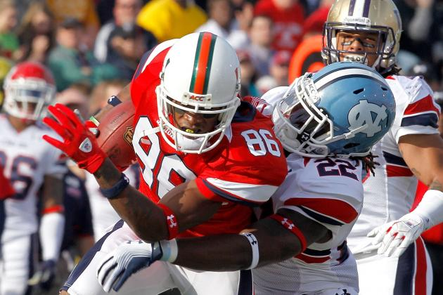 Full Steelers Scouting Guide for the 2013 Senior Bowl